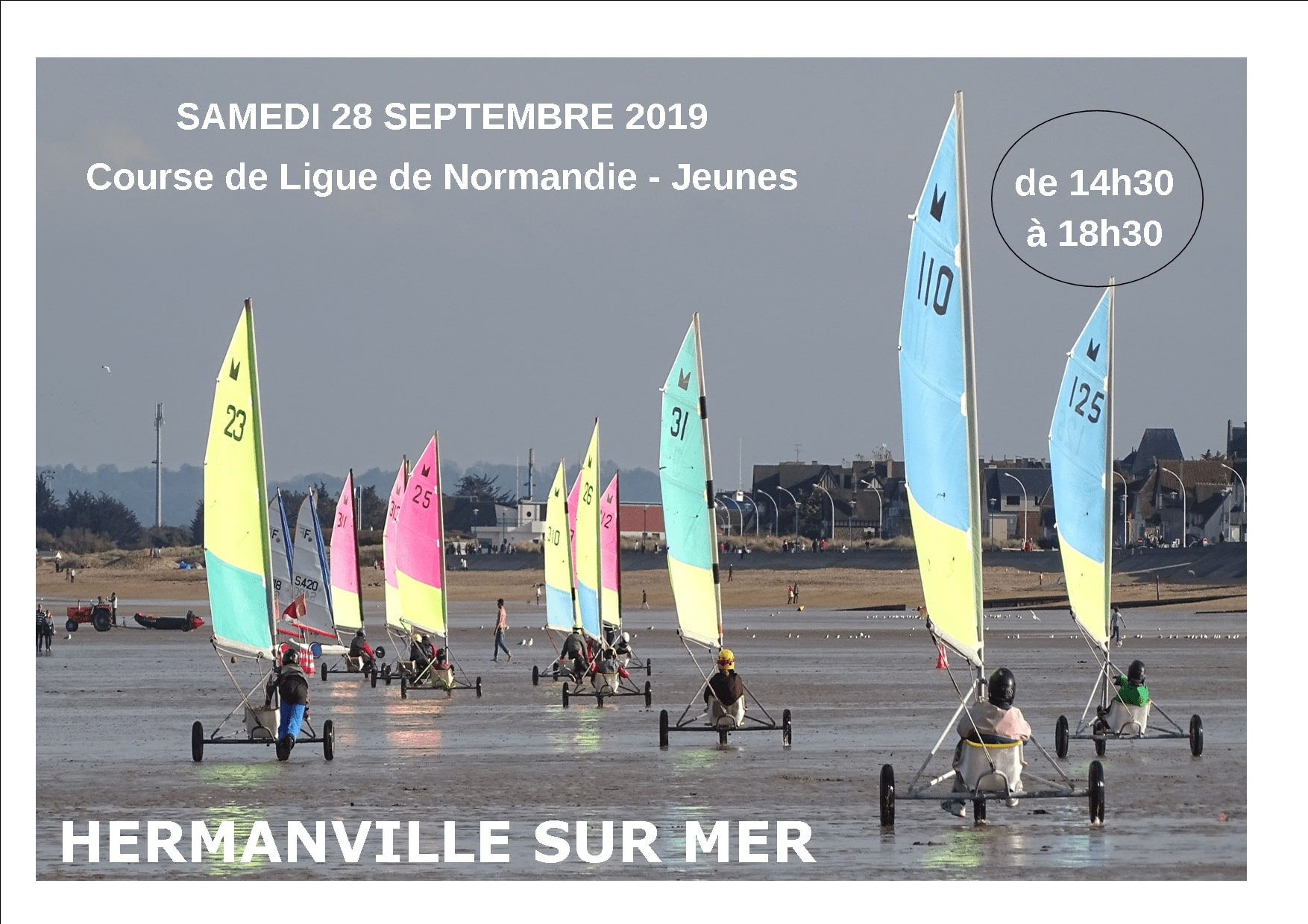 COURSE DE LIGUE 28 septembre 2019